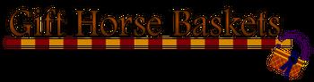Gift Horse Baskets