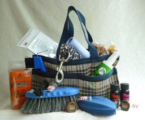 tote bag with show tools