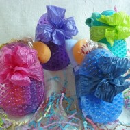 Multi colored Favors